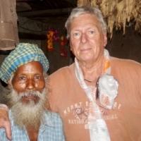Två vänner, Shristis morfar och Kjell