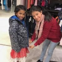 Shristi shoppar