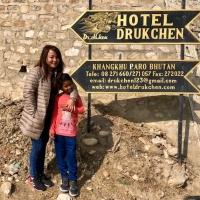 Hotell Drukchen i Paro
